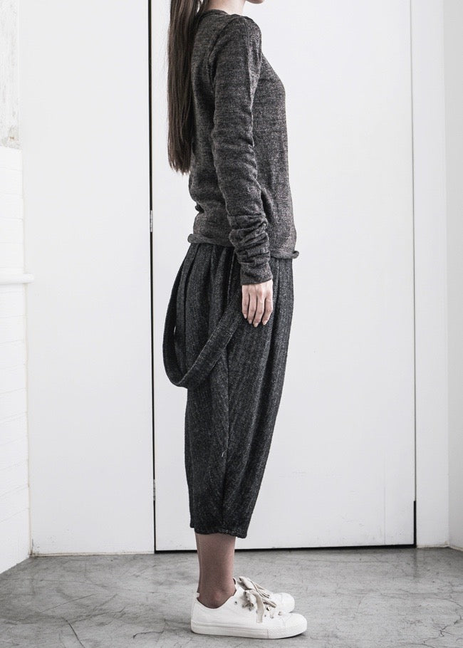 LONG SLEEVES KNIT