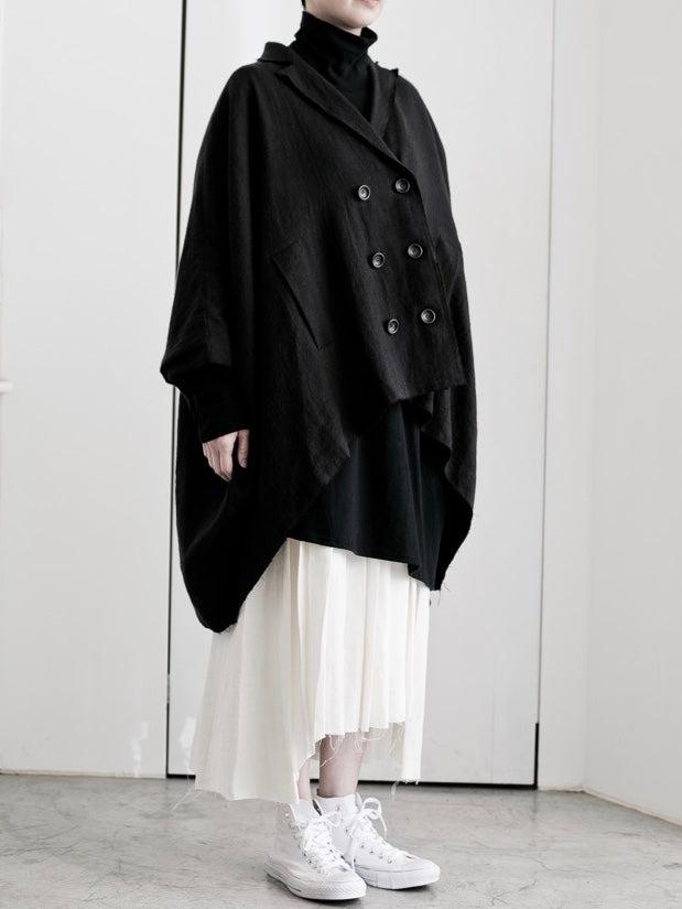 SQUARE DOUBLE COAT