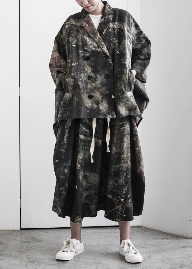 SQUARE DOUBLE COAT Ⅱ