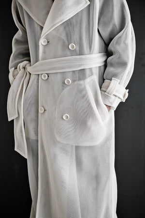 DOUBLE FACE TRENCH COAT