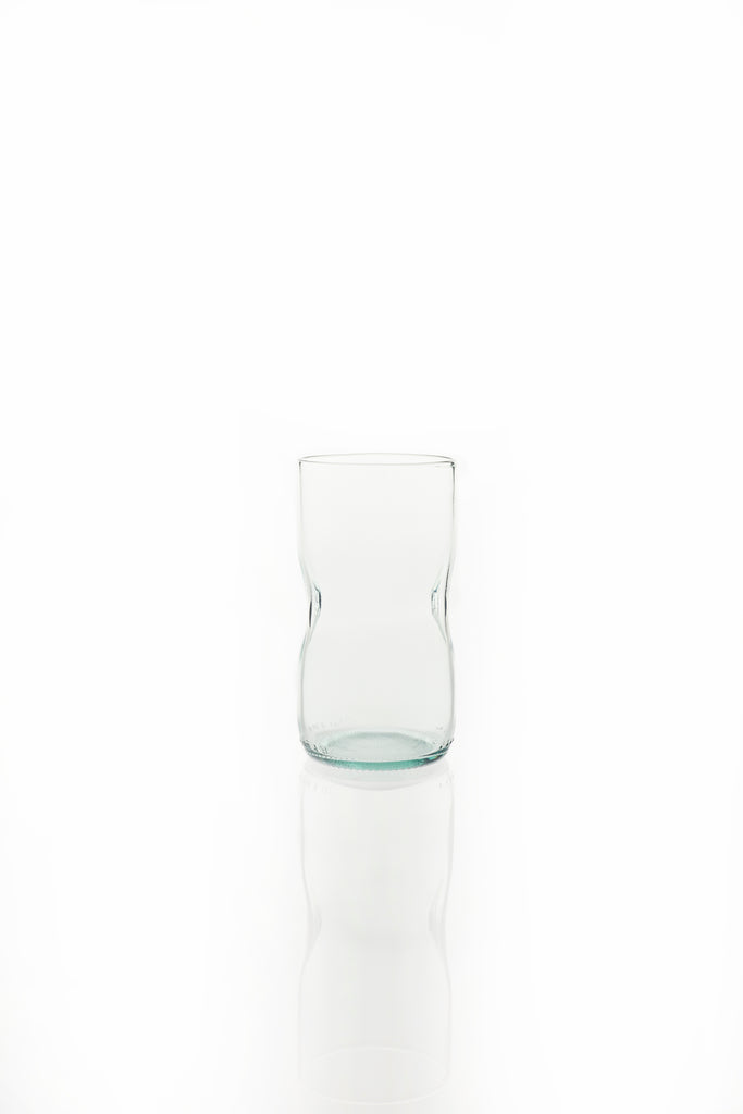 Tall - Glass (Light blue)