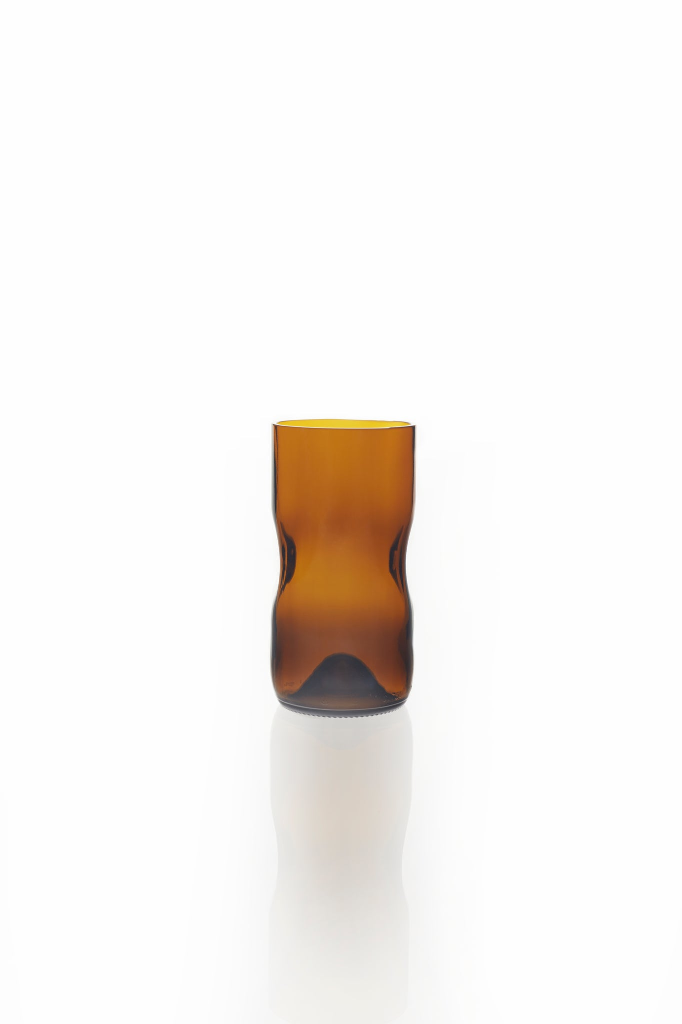 Tall - Glass (Amber)