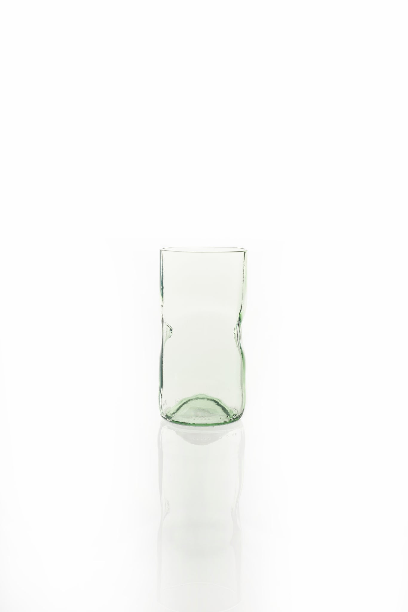 Tall - Glass (Light green)