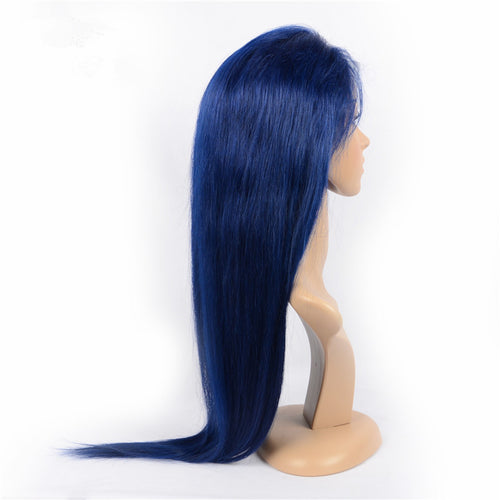 Full lace unit Tropical Fusion Collection Royal Blue
