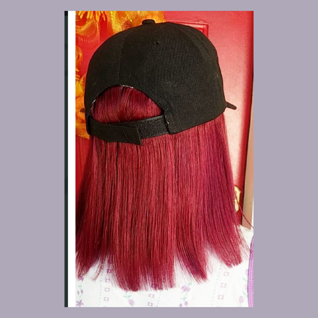 Snatched Cap Red Bob
