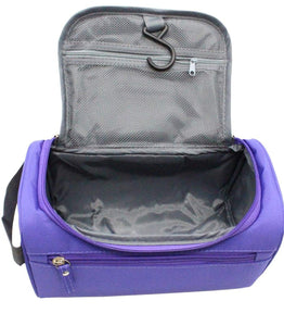 Cosmetics Products Travel Case Purple