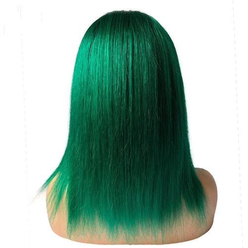 Full lace unit Tropical Fusion Collection Envy Me Green
