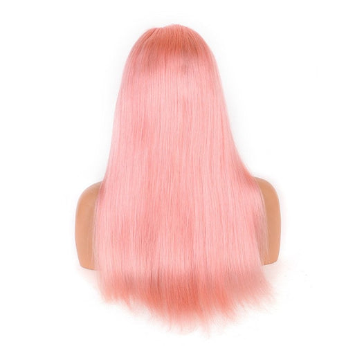 Full lace unit Tropical Fusion Collection Bubble Gum Pink