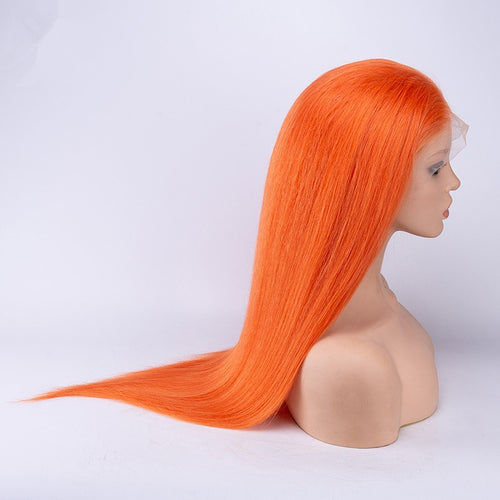 Full lace unit Tropical Fusion Collection Feisty Orange