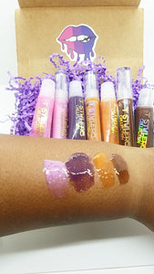 4 Squeeze  Tube Lipgloss