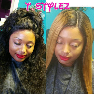 Full lace wig installment
