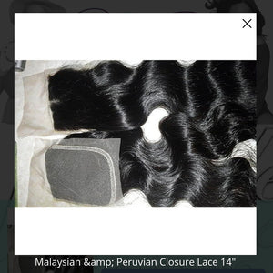 Lace Closure 4×4