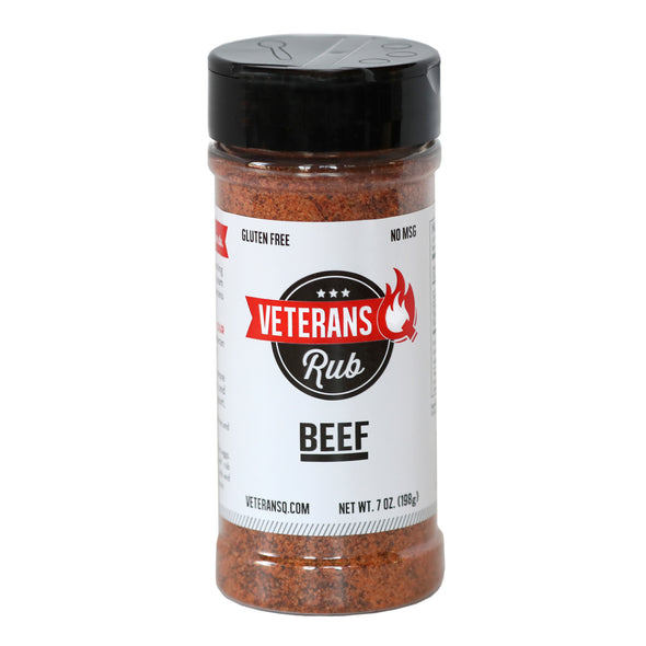 Beef Rub - 7 ounces