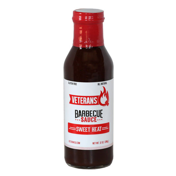 Sweet Heat Barbecue Sauce - 12 oz