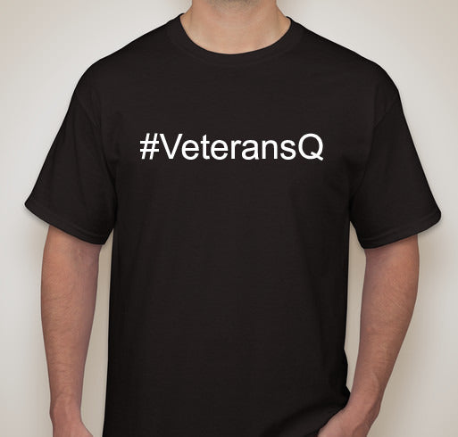 Tee Shirt - #VeteransQ