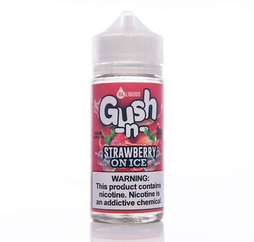 Gush-N Strawberry On Ice