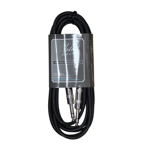 Artist TT10 10ft (3m) TRS Cable/Lead Balanced Jack-Jack