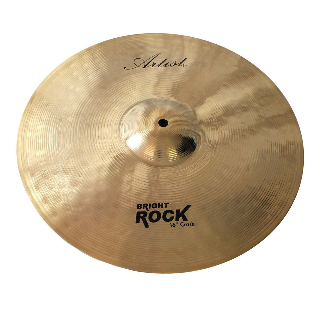 Artist BRC16 Crash Cymbal Bright Rock 16 Inch