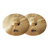 Artist BRH14 Hi Hat Cymbal Pair Bright Rock 14 INCH