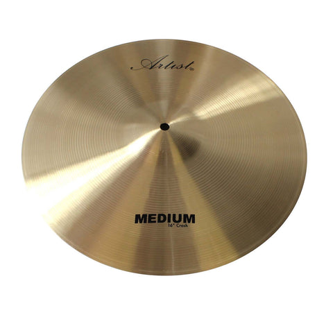 Artist MC16 Crash Cymbal Medium 16 Inch