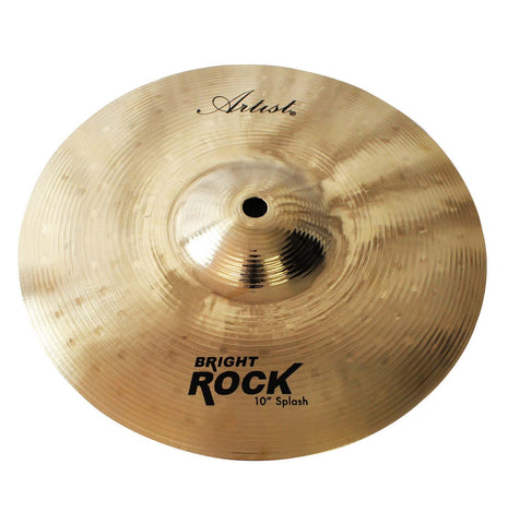 Artist BRS10 Splash Cymbal Bright Rock 10 Inch