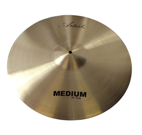 Artist MR20 Ride Cymbal Medium 20 Inch