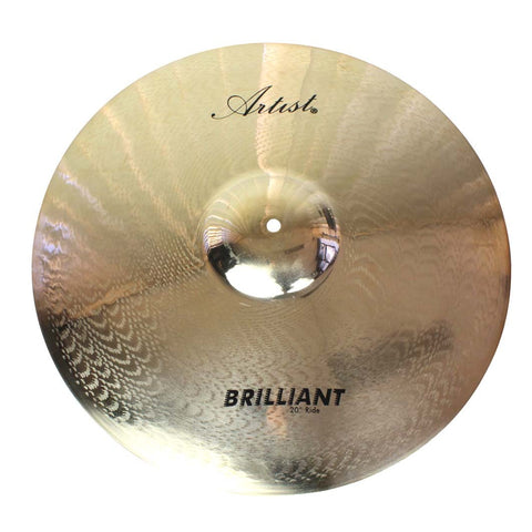 Artist BR20 Brilliant Series 20 Inch Ride Cymbal