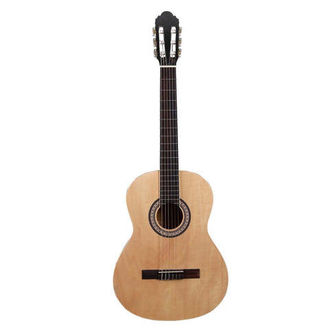 Artist CB4 Full Size 39 Inch Classical Nylon String Guitar - Natural