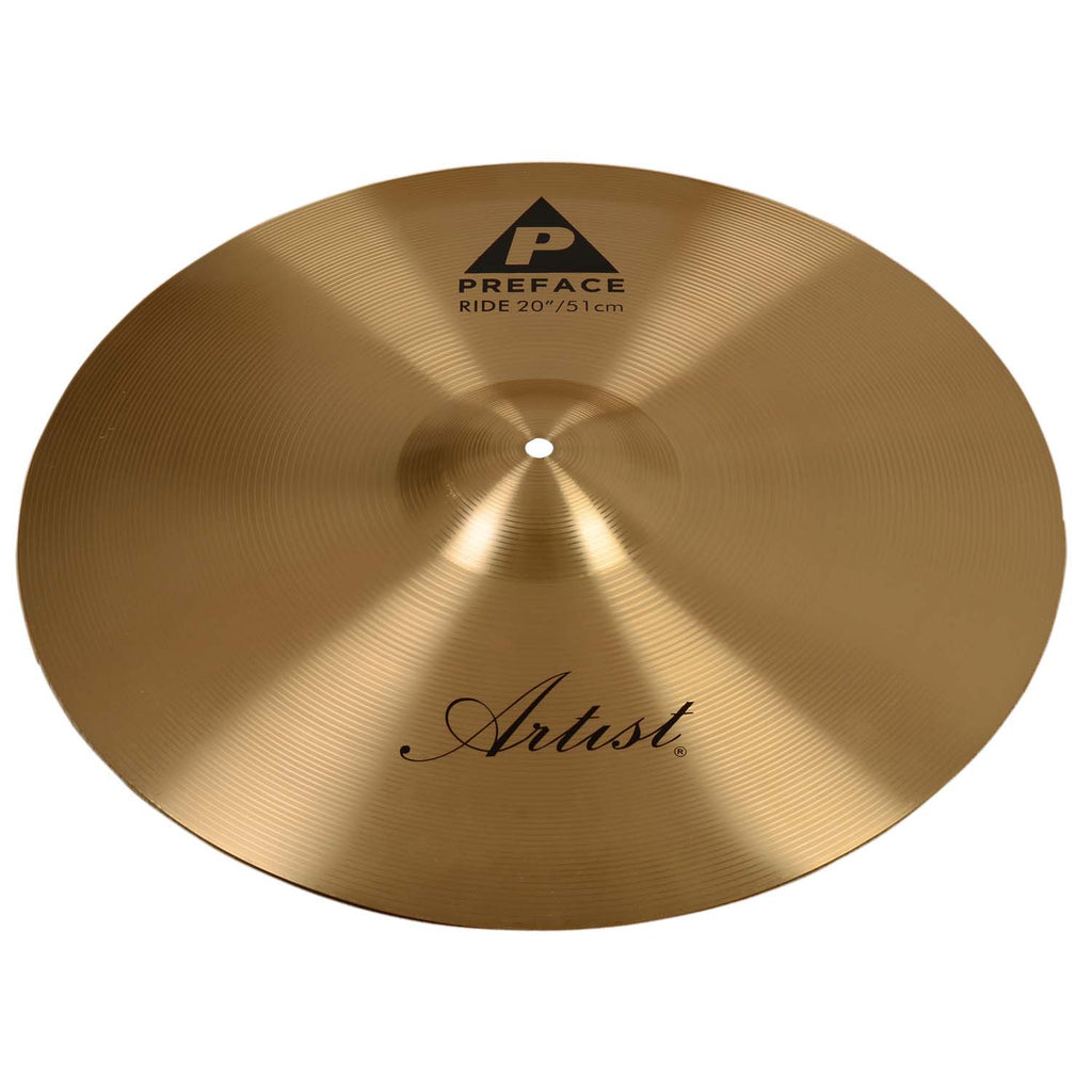Artist PR20 Preface Series 20 Inch Ride Cymbal