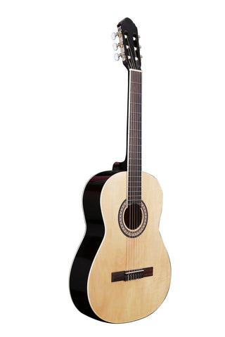 Artist CB4 Full Size Classical Nylon String Guitar + Bag and Tuner