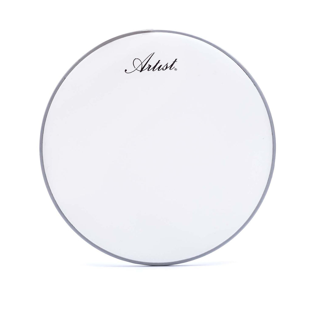 Artist SP1014 White Coated Single Ply 14 Inch Drum Skin/Head + Bottom Head