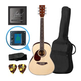 Artist LSP34L 3/4 Left Hand Beginner Acoustic Guitar Pack - Natural