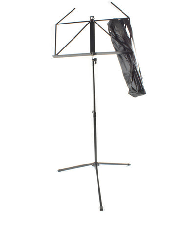 Artist MUS008 Adjustable Folding Sheet Music Stand with Bag