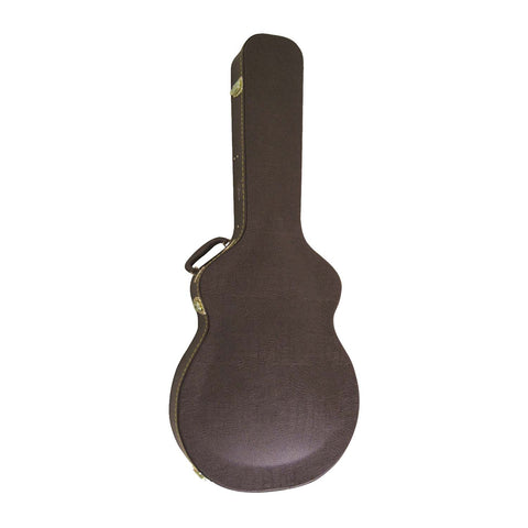 Artist JC450 Brown Arch Top Hard Guitar Case fits a ES335 Gibson