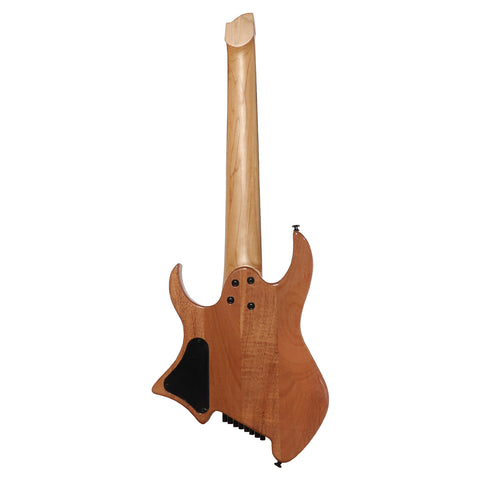 Artist AG78MS Headless Multiscale Fanned-Fret 8 String Electric Guitar