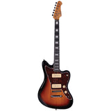 Artist GM1TSB Grungemaster Electric Guitar Tobacco Sunburst