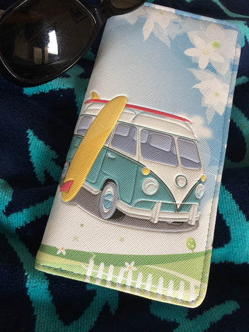 VW Kombi Womens Wallet