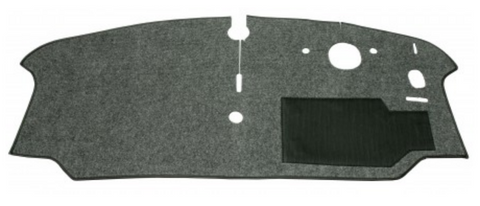 VW Kombi Floor Mat Cab Carpet