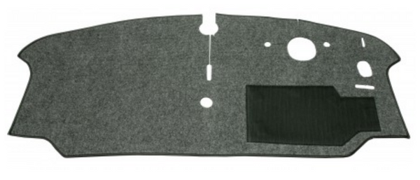 VW Kombi Floor Mat Cab Carpet 73-79