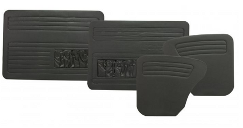 VW Beetle Interior Door Card Set