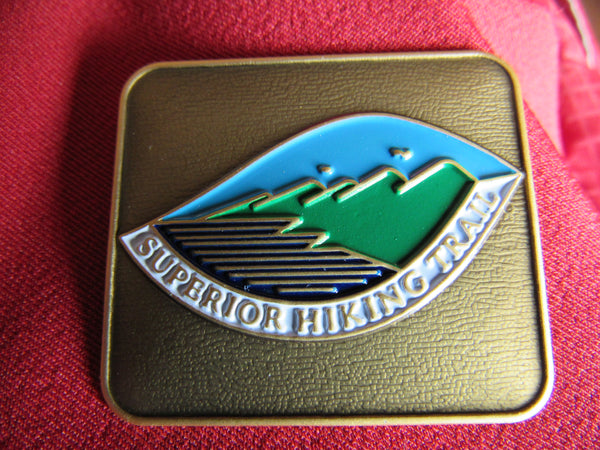 Superior Hiking Trail Logo Pack Pin