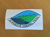 SHT Logo Sticker