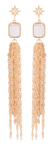 Starla Earrings - Gold