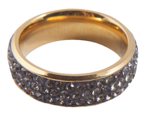 Alex Ring - Gold Gunmetal