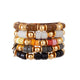 Venice Double Bubble Bracelet