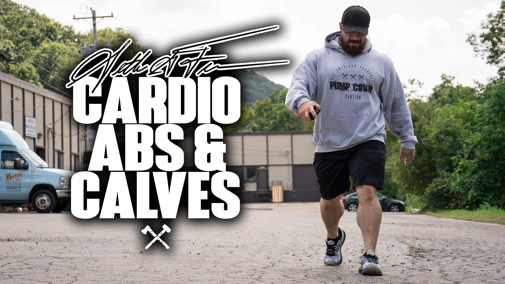 Seth Feroce - C.A.C. | Cardio Abs and Calves