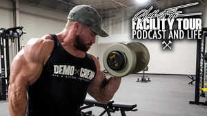 Seth Feroce - Facility Tour, Podcast, and Life