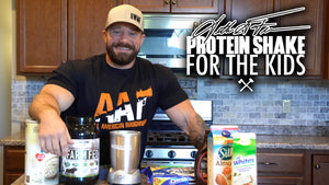 Seth Feroce - Protein Shake for the Kids