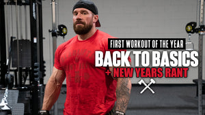 Back to Basics - First Workout of the Year | Seth Feroce