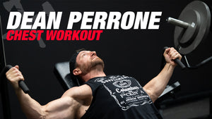 Dean Perrone Chest Workout